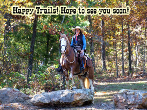 Happy Trails - Tanya