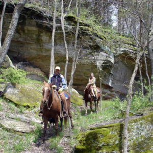 Indian Bluff Ride