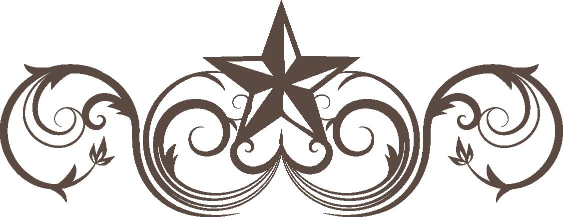 Western-scroll-with-star
